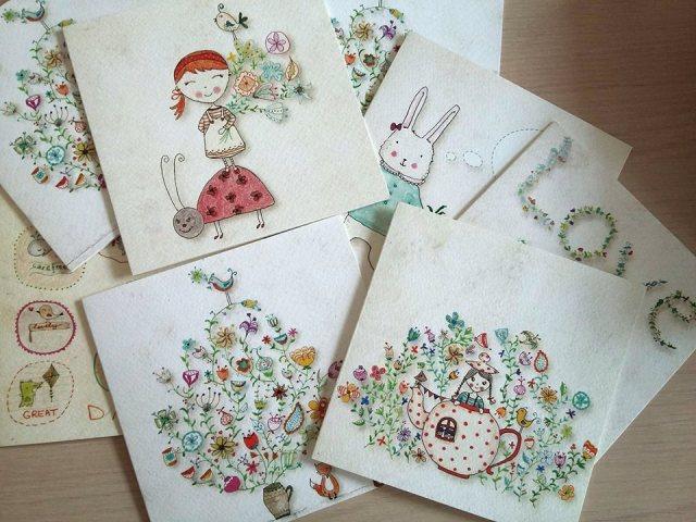 edith-pojum-cutie-cards