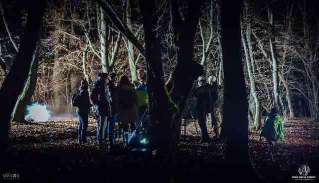 during-night-shootings