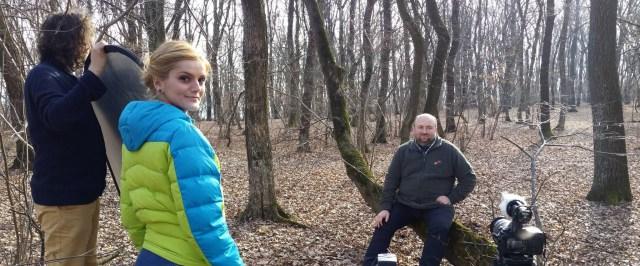 Behind the Scenes of The Hoia-Baciu Documentary with Laura Călugăr