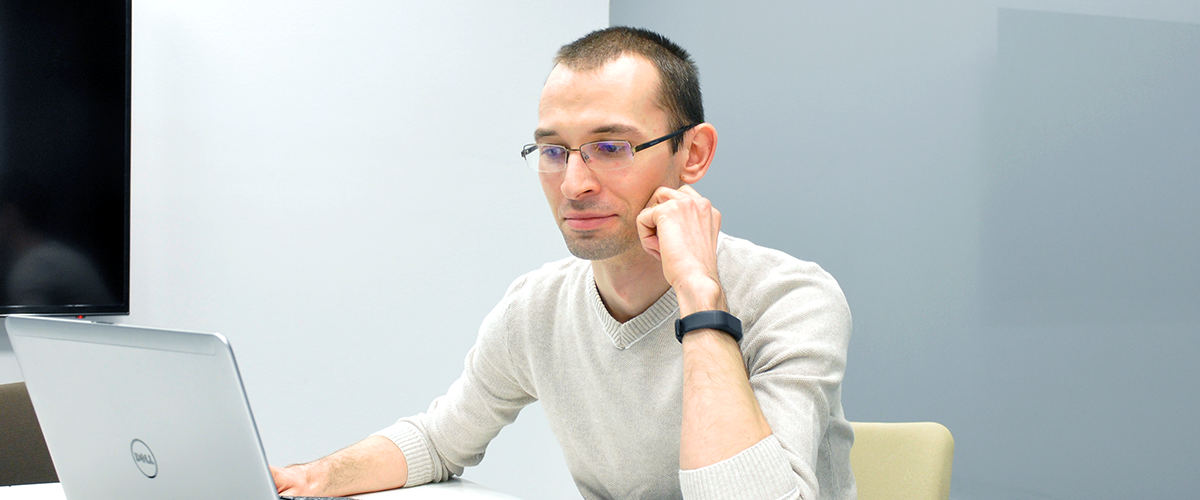 George – Software Engineer, Mentor, Detective