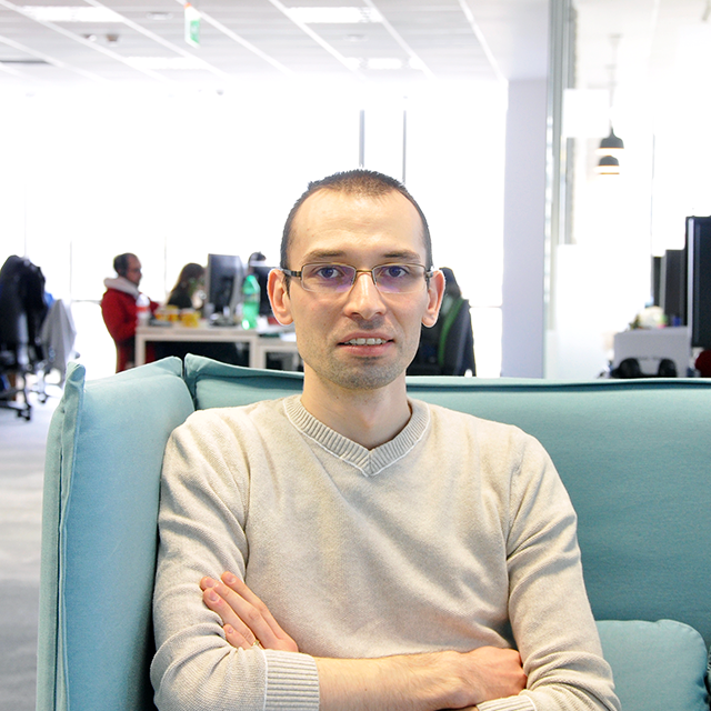 George – Software Engineer, Mentor, Detective