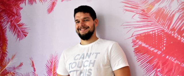 Daring to Change the Game: Radu, from HR to Cloud Support