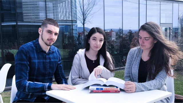 "Intern stories: How Bogdan, Dalma and Diana ""slayed dragons"" during their programming internship"